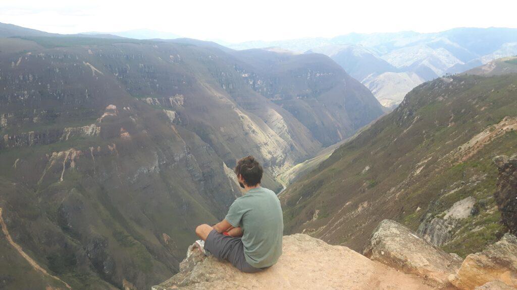 Il primo mese in Sud America è stato favoloso - L'incredibile bellezza del Colca Canyon in Perù