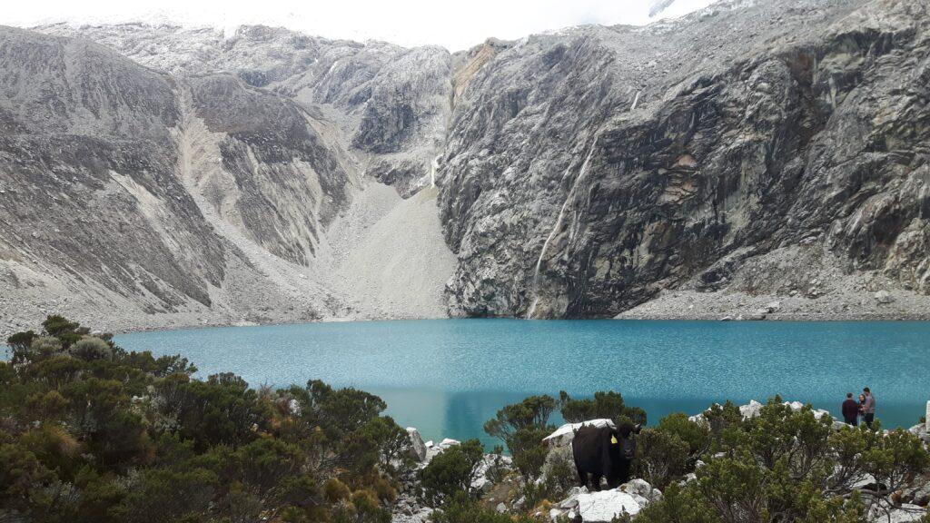 La Laguna 69 in Perù trasmette un'energia unica