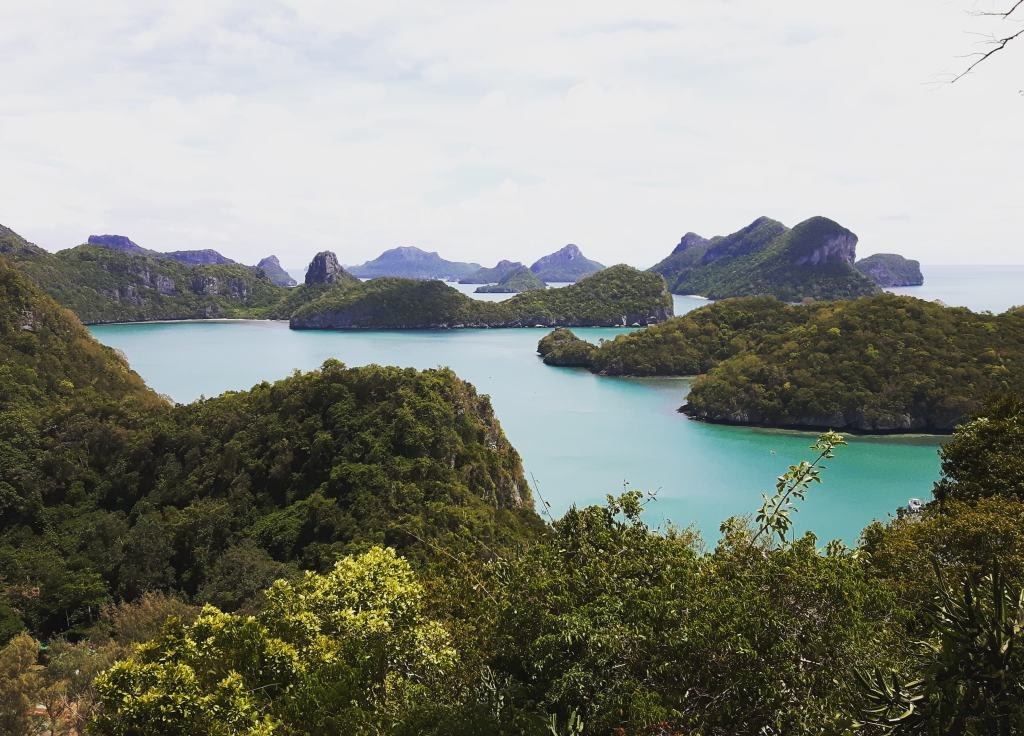 Sud America via terra - Thong National Park - Thailandia
