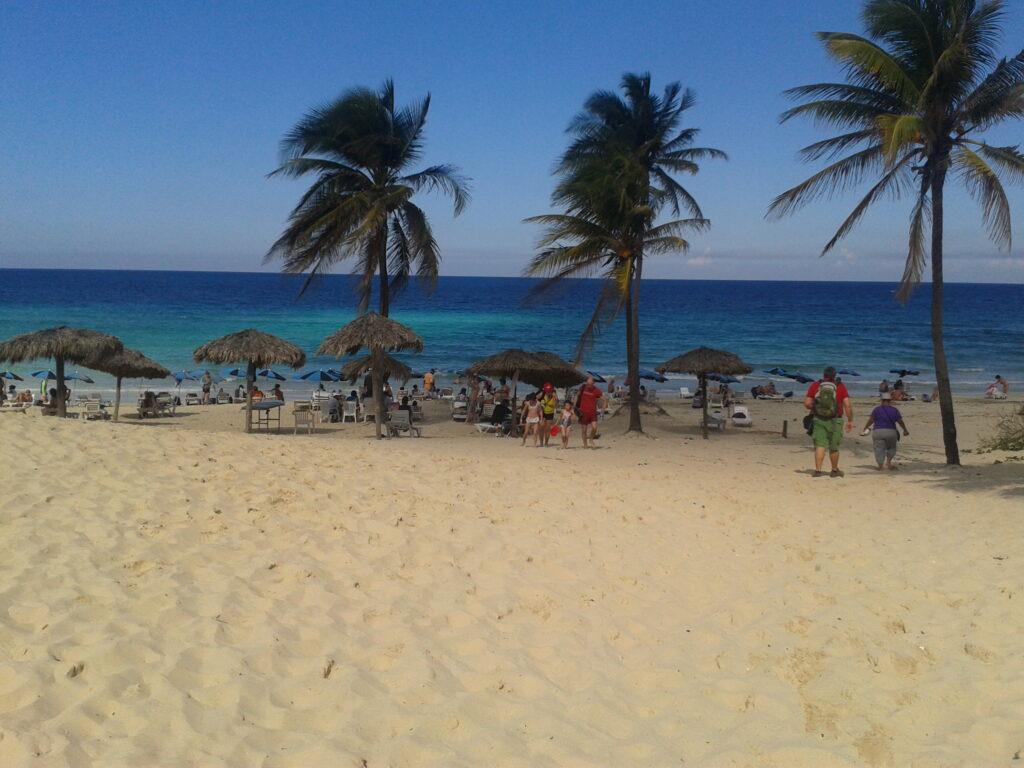 Playas del Este a 20 chilometri da L'Avana