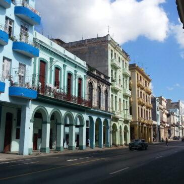 CUBA E LE SUE BELLEZZE UNICHE