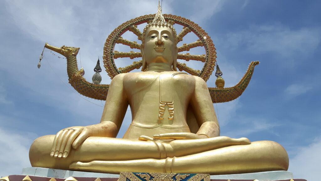 Una breve avventura in Thailandia: il grande Buddha