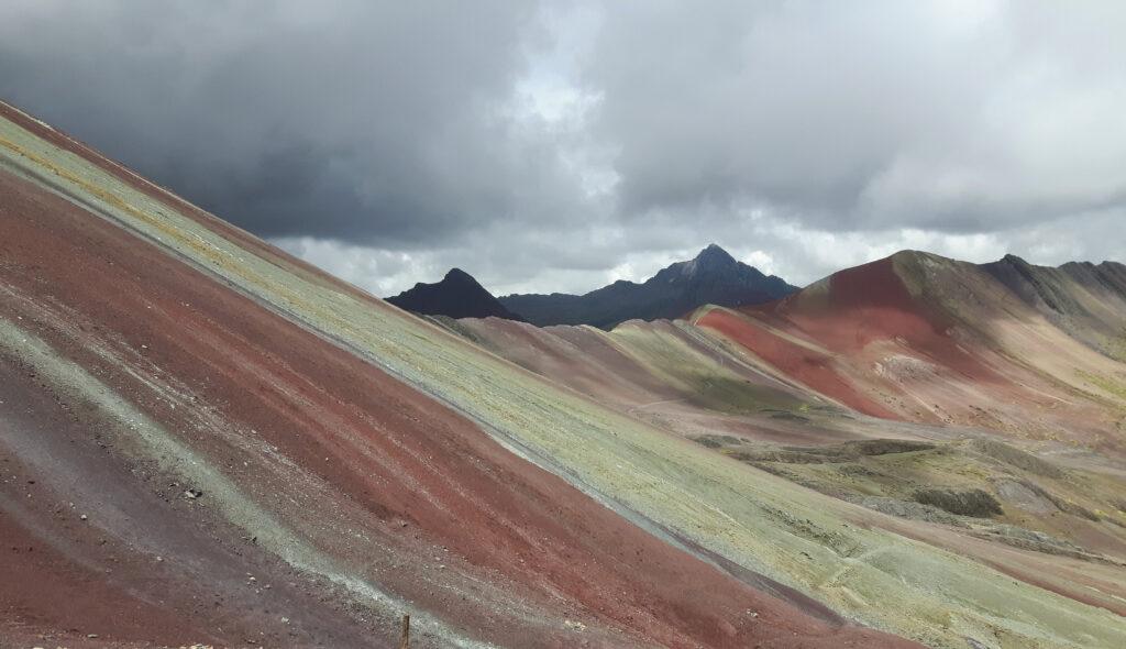 I colori unici creati dalla natura