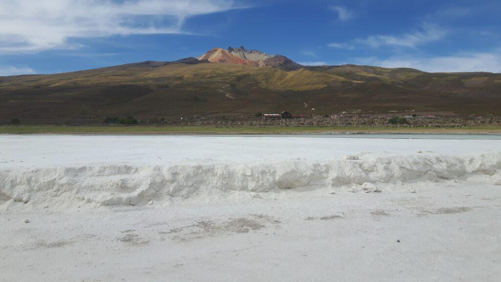 Il maestoso vulcano Tunupa
