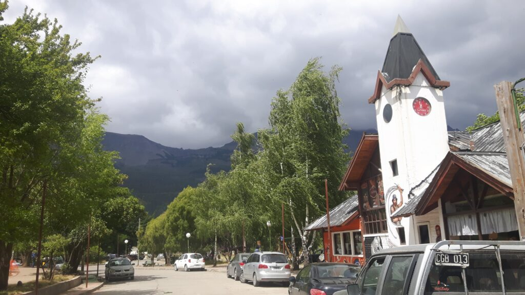 La cittadina di El Bolsón