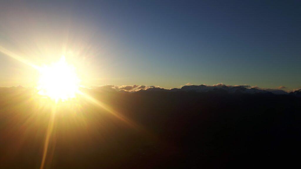 L'incredibile alba