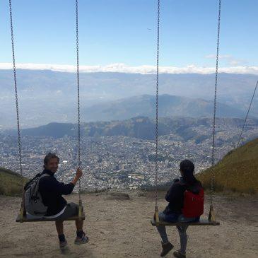 I primi giorni di viaggio in Sud America